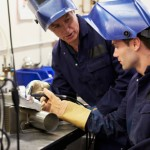 fume extraction for welding schools