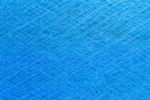 blue poly media filter