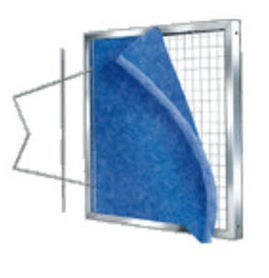 replacement cut pad and frame air filters